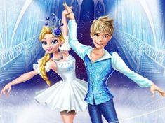 Elsa ve Jack Buz Balesi x 2 oyunu