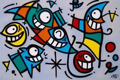 We have @PezBarcelona for You! http://www.urbanartroom.se  #graffiti #streetart  #urbanart