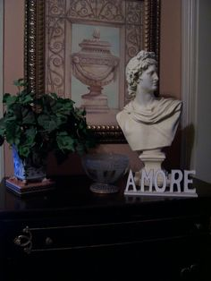 www.eyefordesignlfd.blogspot.com  Decorate Your Interiors With Classical Statuary