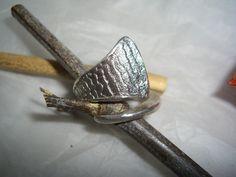 Ringe - Unikat Ring aus 925/- Silber - ein Designerstück von schmuckspektakel bei DaWanda