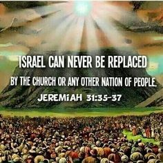 Who is Israel??? Deut. 28:15-68 should tell ya..Only one group of people fit this description..