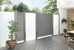 teiltransparente glasl sung als wind und sichtschutz windschutz sichtschutz pinterest. Black Bedroom Furniture Sets. Home Design Ideas
