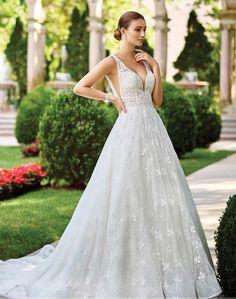 Style Number 21842 Designer Wedding Dresses Spring 2017 Y