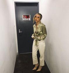 Little Mix Photoshoot, Jade Amelia Thirlwall, Little Mix Style, Litte Mix, Girl Bands, Girl Crushes, My Girl, Military Jacket, Khaki Pants