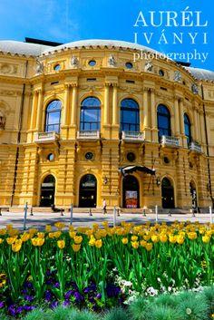 IVÁNYI AURÉL photography: Szegedi Nemzeti Színház