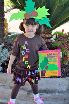 Chicca Chicca Boom Boom Google find - great toddler costume idea.