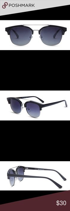 🆕 Black Frame Sunnies Super trendy! Perfect for sunny days! Uppity Minx  Accessories Sunglasses