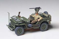 Tamiya US Jeep Willys MB 1/4 Ton Truck 1/35 Scale Plastic Kit | Hobbies