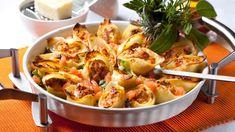Muschelnudeln sind schon allein wegen ihrer ungewöhnlichen Form eine willkommene Pasta-Variation. Zudem lassen sie sich gut befüllen.