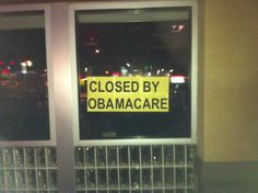 You're Going to Want to Check Out the Sign We Found Posted at a Recently-Shut Down Restaurant in Texas