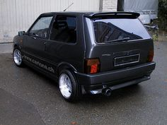 Fiat Uno, Mk1 Caddy, Cars, Vw, Nice, Design, Design Cars, Motorbikes, Old Trucks