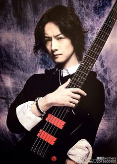 VK is the largest European social network with more than 100 million active users. Dir En Grey, Japanese Men, Visual Kei, Metal Bands, Music Is Life, Jon Snow, Handsome, Model, Beautiful