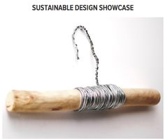 Sustainable cloth hanger