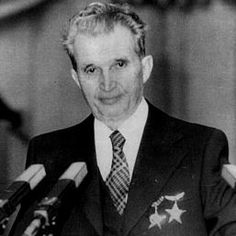 """Nicolae Ceauşescu, aka """" The Genius of the Carpathians,"""" Romania. Europe, Head Of State, East Germany, North Korea, Cold War, World History, Mad Men, Looking Back, Monsters"""