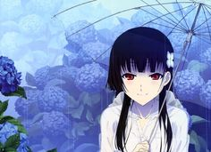 Sankarea – Wallpaper