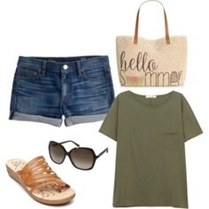 Summer Style & Comfort - All Day, Every Day