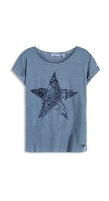 OUTLET edc - print t-shirt