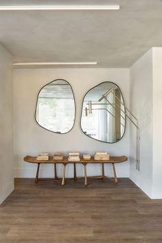 Interior Design Minimalist, Home Interior Design, Interior Architecture, Interior Decorating, Flat Interior, Studio Interior, Chinese Architecture, Interior Photo, Futuristic Architecture