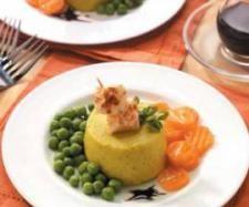 Ricetta Sformatini di Parmigiano su letto di verdure stufate a vapore con aceto balsamico pubblicata da Team Bimby - Questa ricetta è nella categoria Piatti unici