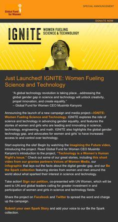 Global Fund for Women (http://globalfundforwomen.org)
