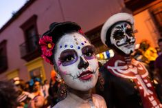 Mexico celebrates Day of the Dead