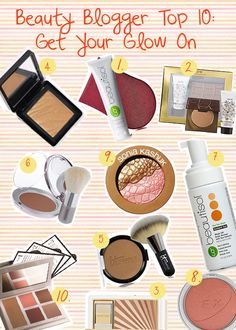 Beauty Blogger Top 10: Get Your Glow On! OMG - so honored to have @Beautisol mentioned not once but TWICE!!!!  One for our self-tanner and one for our wash off body bronzer!!  Thank you soooooo much!   self tanner, self-tanning, self tan, DIY self tanner, tea tan, black tea tan, body bronzer, bronzers