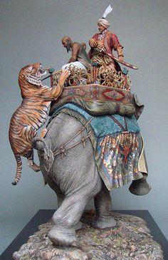 z- Tiger- Hunting Tiger Hunters, II