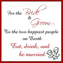 from buzzle wedding wishes funny congratulations engagement message ...