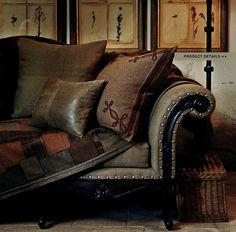 sofa, ralph lauren home st germain collection