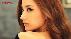 Han ChaeYoung #한채영 (Kim JiYoung 김지영) for InStyle Korea #인스타일 #화보