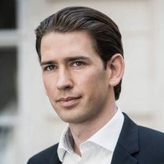 The Chancellor of Austria looks like he belongs on a modeling catalogue via /r/pics Political Beliefs, Politics, Freedom Party, Human Rights Watch, Political Spectrum, How To Run Longer, Pretty Face, Simply Beautiful, Celebrities