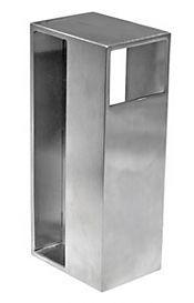 Sugatsune DSI-4251-35 - Stainless Steel Sliding Door Pull for 1-3/8in. Thick Door - (Satin Stainless Steel) - The Hardware Hut