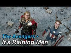 It's raining Avengers! Must watch!