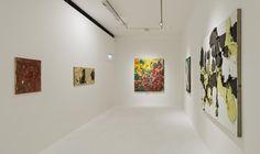Installation image of Pearl Lam Hong Kong   Chinese Contemporary Abstract, 1980's Until Present: MINDMAP   May 15 – July 15, 2012