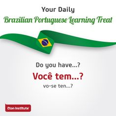 Celebrate everyday moments with family and friends! Reach out to them with a hearty 'Congratulations' in Brazilian Portuguese. Hearty Congratulations, Learn Brazilian Portuguese, Portuguese Lessons, Portuguese Language, Learn A New Language, Training Center, Happy New Year, Vocabulary, Inspirational Quotes