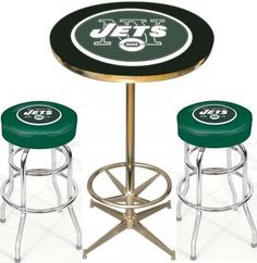 Use this Exclusive coupon code: PINFIVE to receive an additional 5% off the New York Jets Pub Table Set at SportsFansPlus.com