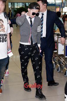 韓流スターのファッションスタイル