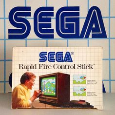 Interesting one by segacollect #mastersystem #microhobbit (o) http://ift.tt/1S8w8ML Master System Rapid Fire Control Stick. This was released in North America only and was essentially just a standard Control Stick and Rapid Fire Unit packaged together. I love the 80s box art though  #sega  #segamastersystem #retro #retrogame #retrogamer #retrogames #retrogaming #retrocollect #retrocollective #retrocollectiveeurope #segacollect #videogames #videogameaddict #gamer #gameroom #gamesroom #mancave…