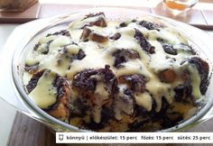 Poppy seeds with vanilla spread NOSALTY Poppy seeds with vanilla spread NOSALTY Mákos guba vaníliasodóval My Recipes, Sweet Recipes, Cake Recipes, Cooking Recipes, Favorite Recipes, Hungarian Desserts, Hungarian Recipes, Hungarian Food, Best Party Food