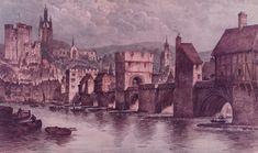 044386:Old Tyne Bridge Newcastle upon Tyne Unknown c.1983