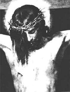 The Wounds of Jesus: blood and water from his side