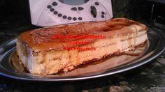 Recopilatorio de recetas : Tarta de queso con galletas en thermomix