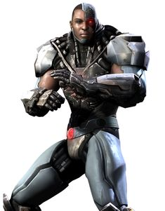 Cyborg - Pictures & Characters Art - Injustice: Gods Among Us
