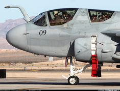 ..._Grumman EA-6B Prowler (G-128)