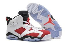 "aaaba03ec66fff Air Jordan 6 Retro GS ""Carmine"" Womens Size For Sale Online"