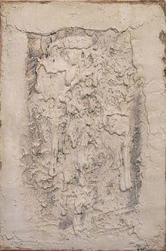 Bram Bogart: Silence, 1957. Abstract Paintings, Oil Paintings, Art Informel, Tactile Texture, A Level Art, Dutch Painters, Art Database, Inspiring Art, Acrylic Art