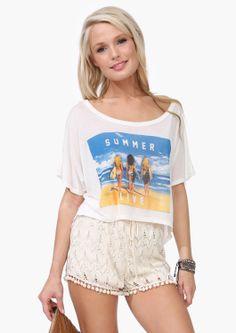 #Summer Love Tee Shirt