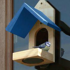 Wildlife World, Window Bird Feeder