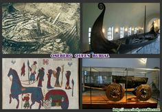 In 1903, Norwegian Archaeologists discovered a massive Viking ship at Oseberg (just South of Oslo, Norway) - buried in a burial mound.         Buried in the ship were two women (one 70 yrs old and one 50 yrs old) of high status - either Royalty or religious (most evidence points to them being both). Included in the grave goods found next to the women was a leather purse, and inside that purse was a cannabis seed and the other 3 were spilled on the floor next to it.