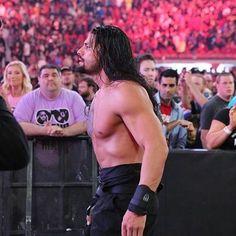 Roman after WM 31  #WWERomanReigns #WWERomanReignsFan #RomanEmpire #RomanNukes #SamoanPowerhouse #SamoanBadass #SamoanDynasty #AnoaiStrong #AnoaiFamily #WWE #Shield #TeamReigns #TheBloodLine #OneVersusAll #HitHardHitOften #ICanIWill #DeanAmbrose #SashaBanks #SethRollins #LegitBoss #braywyatt #wwe #raw  #AjStyles #AJLee  #cmpunk #follow4follow #shinsukenakamura #Undertaker #tyedillinger Wwe Superstar Roman Reigns, Wwe Roman Reigns, Roman Empire Wwe, Tye Dillinger, Wrestlemania 31, Wwe World, Cm Punk, Aj Styles, Wwe Superstars